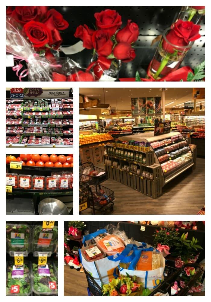 Valentine's Shopping Safwfeway