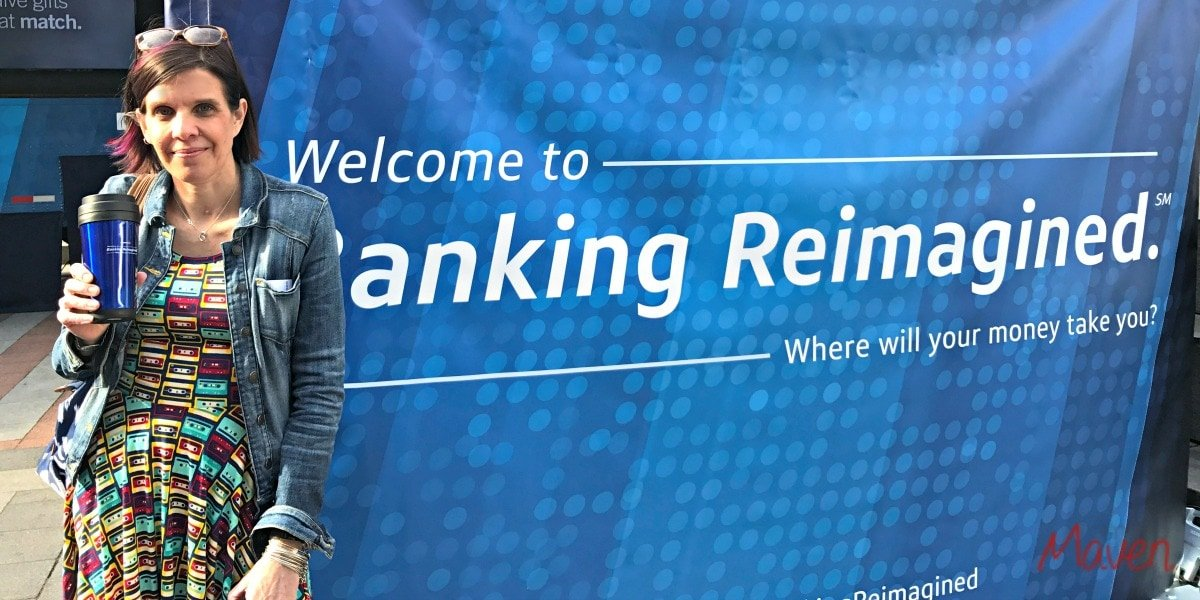 Welcome to the Capital One Banking Reimagined Tour in Seattle