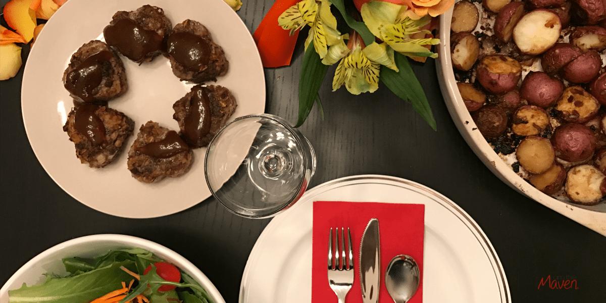 Safeway Valentine's Dinner