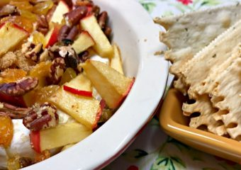 Make this Easy Baked Brie TONIGHT!