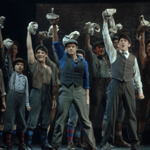 'Disney's Newsies: The Broadway Musical!' Now Available