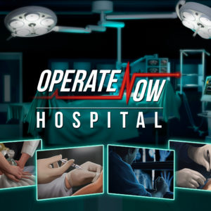 NEW APP!:  Operate Now: Hospital + Giveaway!