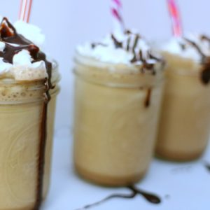 Mocha  Mamachino (frappuchino copy-cat recipe)