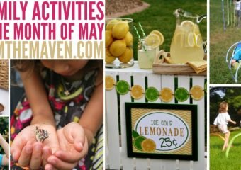 Bored kids? Check out these fun things to in May!