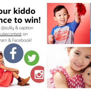 Is your Lucky Kiddo the next #zulilycutie??