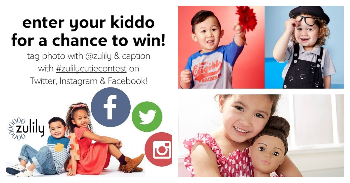 zulily cutie contest