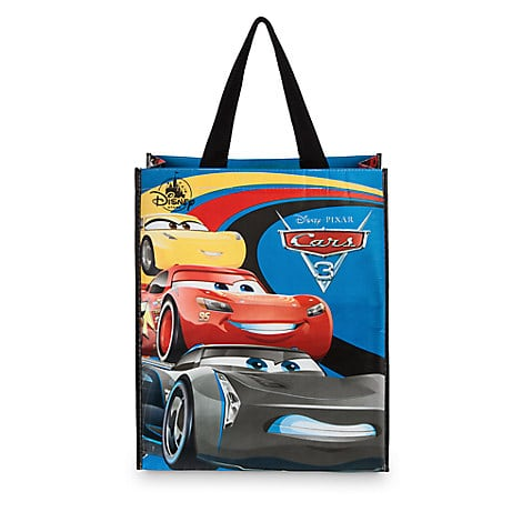 Cars 3 Reusable Tote Bag