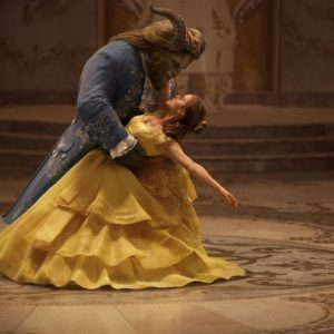 Beauty and the Beast on Blu-Ray Today!