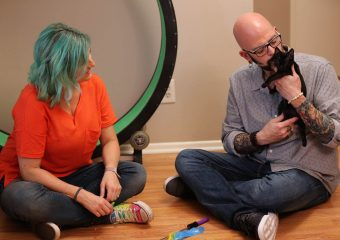 Interview with Jackson Galaxy: My Cat From Hell