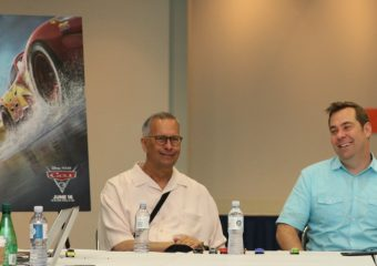 Interview with Cars 3 Director and Producer Brian Fee & Kevin Reher.