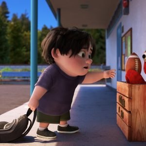 10 Cool Facts About the New Pixar Short Lou