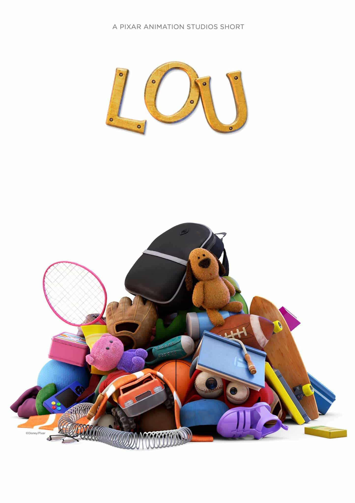 New Pixar Short Lou