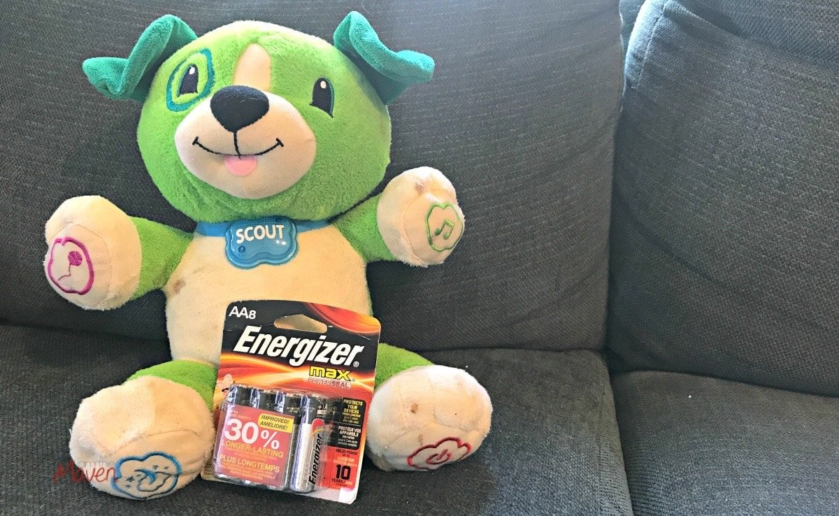 Save loved toys from leaky batteries