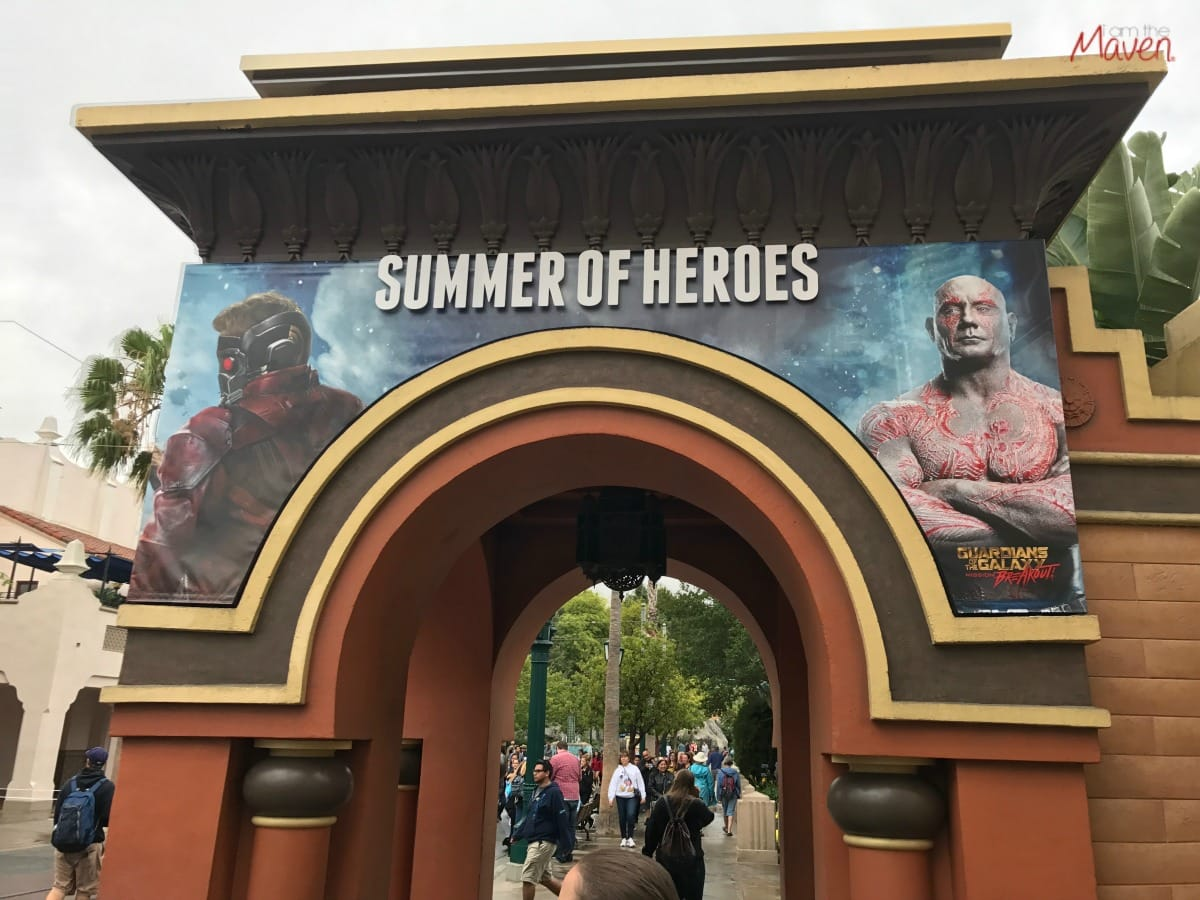 Entry to Summer of Heroes