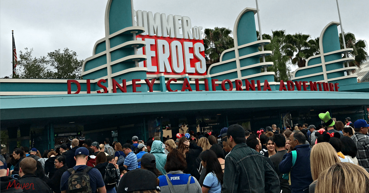 Check out Summer of Heroes at Disney California Adventure