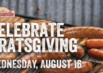 Kick off Seafair and celebrate Bratsgiving!