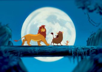 Outdoor Movie Night: The Lion King