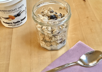 Have you tried Overnight Oats by Dave's Naturals?