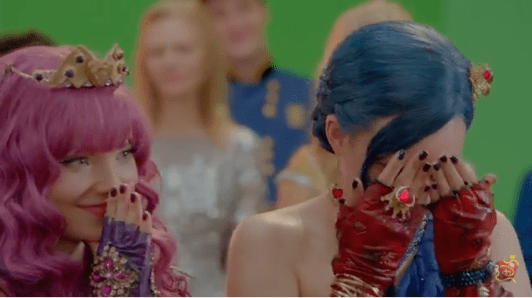Descendants 2 Available on DVD!