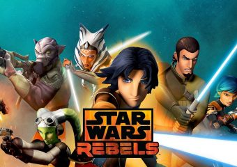 Star Wars Rebels: Complete Season Three now available!