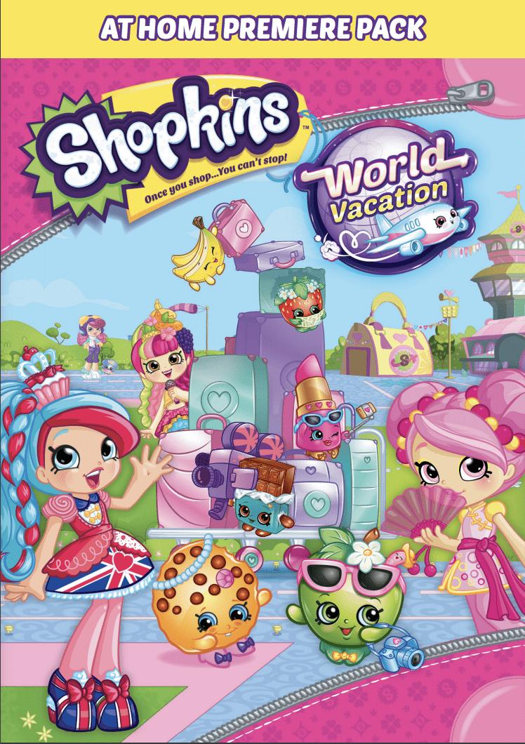 Shopkins World Vacation Plus Free Shopkins Printables I
