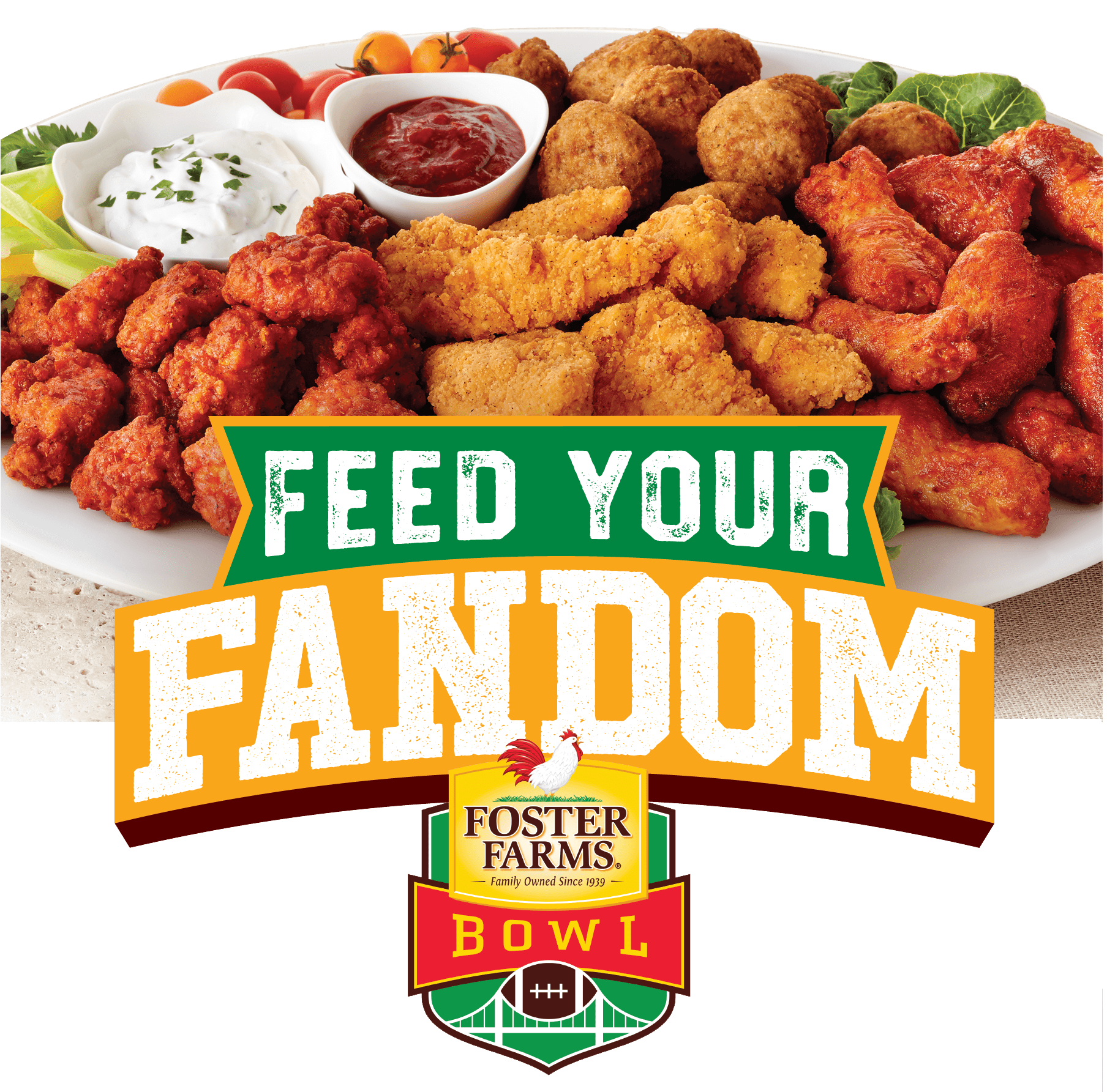 Foster Farms Feed Your Fandom