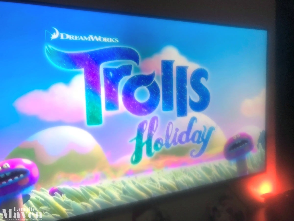 dreamworks trolls holiday