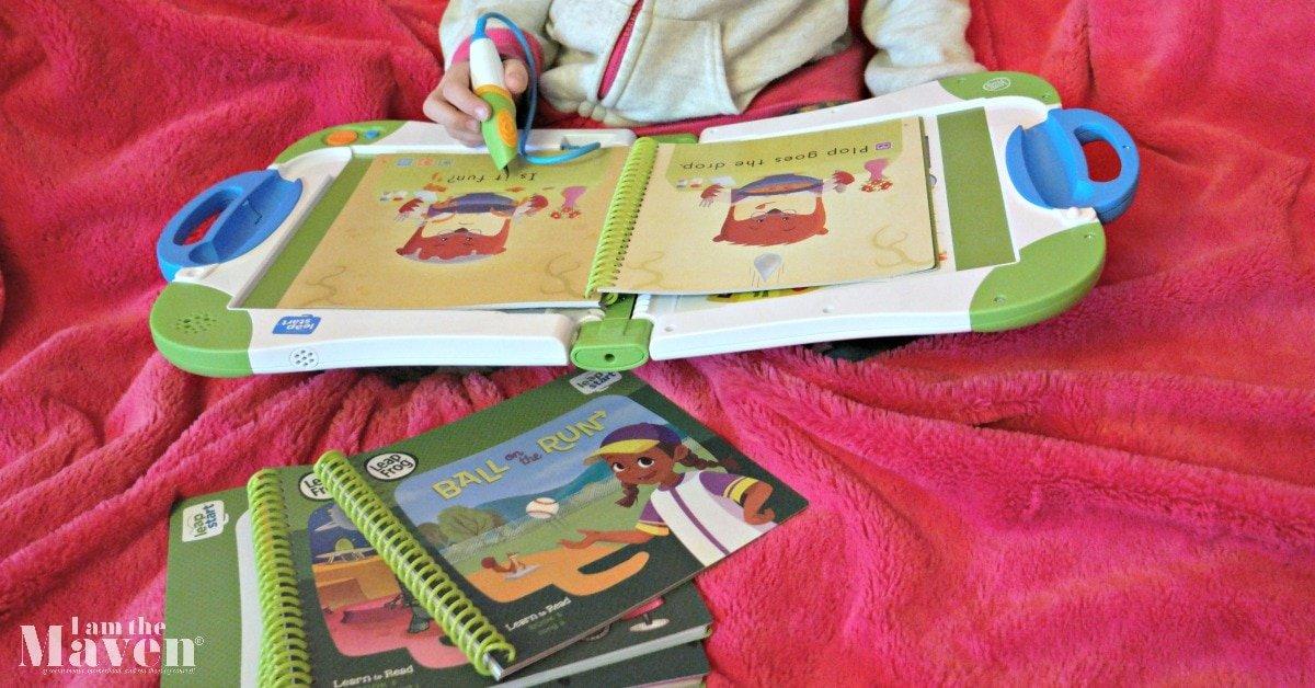leapfrog leapstart books