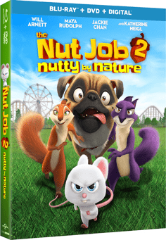 Nut Job 2 BluRay