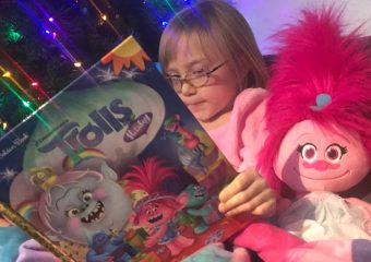 trolls holiday book poppy christmas