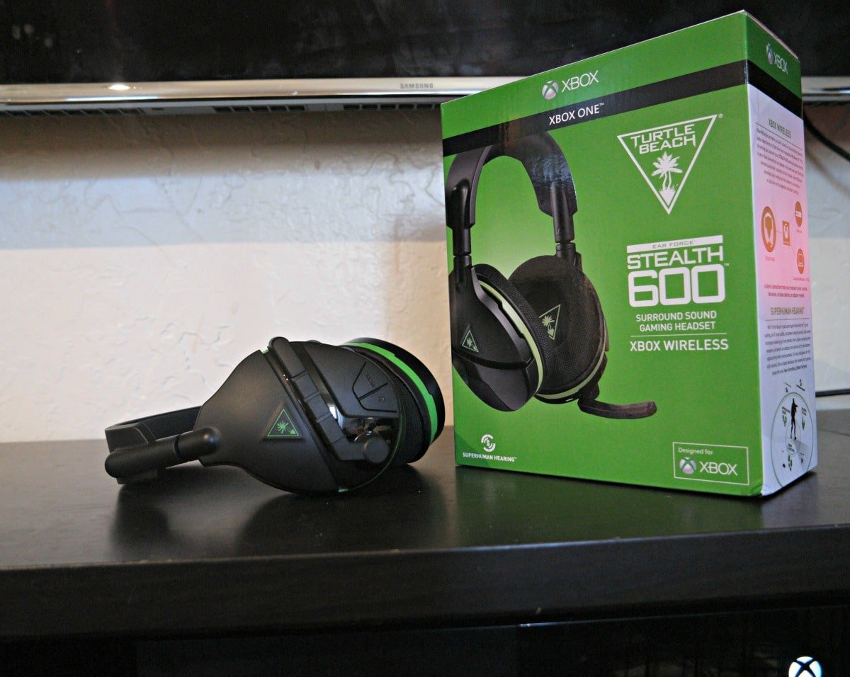 TURTLE BEACH® STEALTH 600 headset