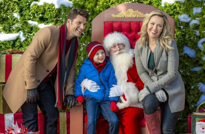 "Tune-in to ""With Love, Christmas"" on Wednesday, Nov 22nd at 8pm/7c!"