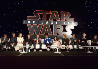 Experiencing the Star Wars: The Last Jedi Global Press Event