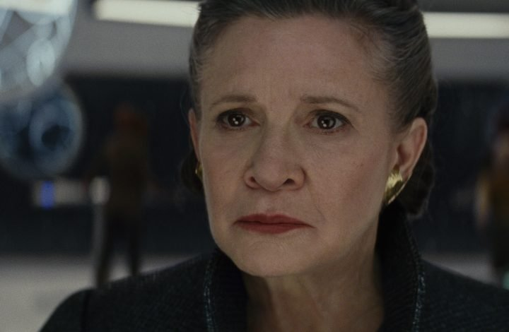 Why we loved Carrie Fisher so much.