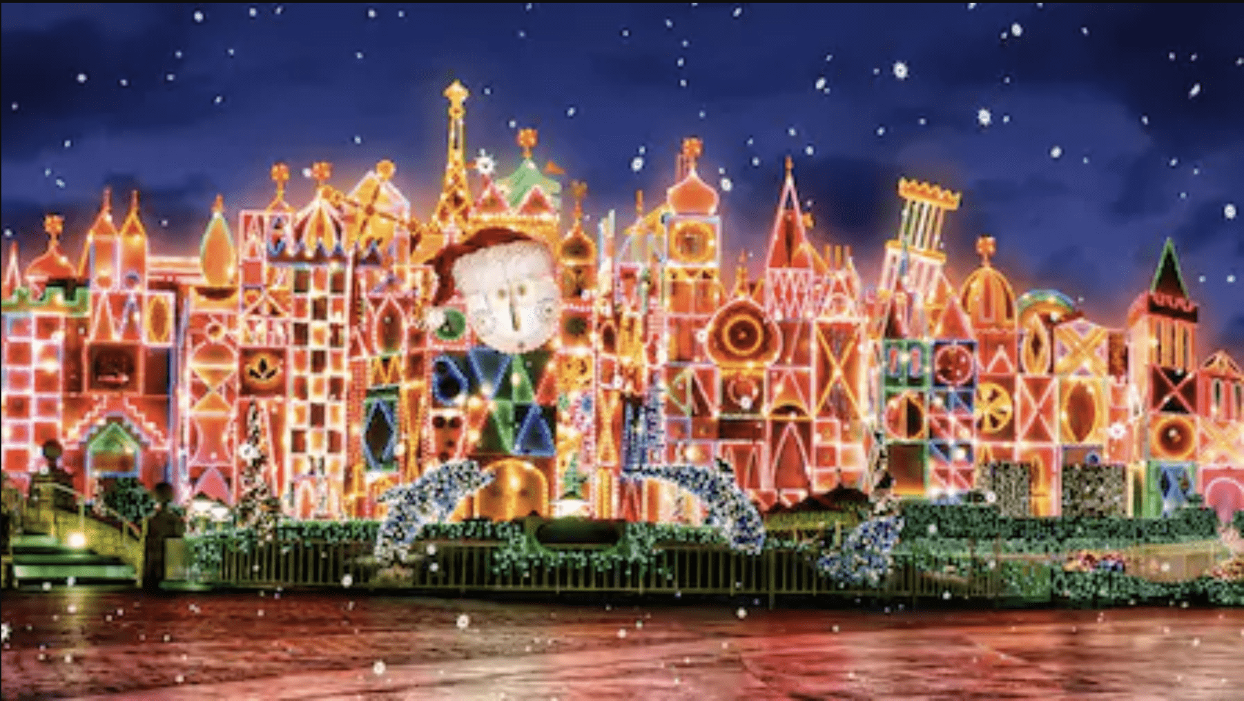 Small World Holiday