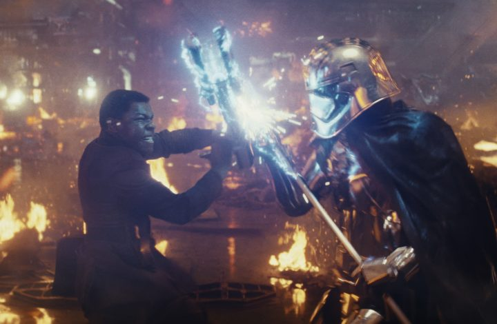 Beyond the suit of armor: Captain Phasma