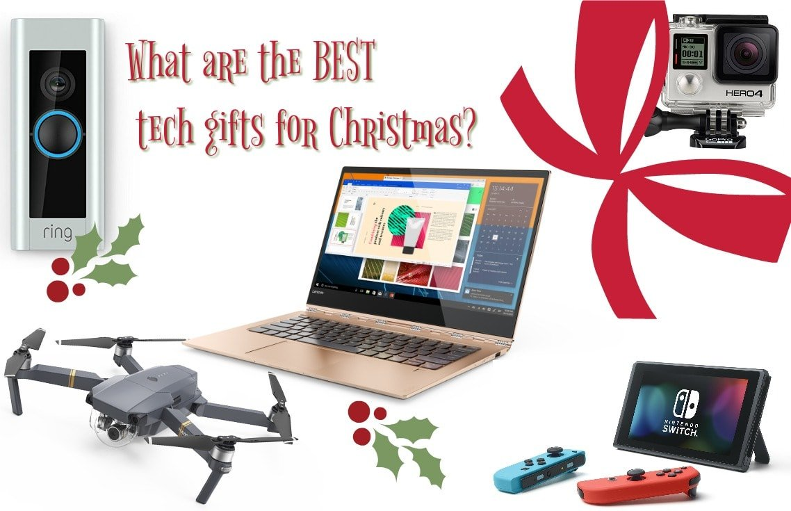What are the BEST tech gifts for Christmas?