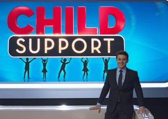 Fred Savage hosts the new game show Child Support!