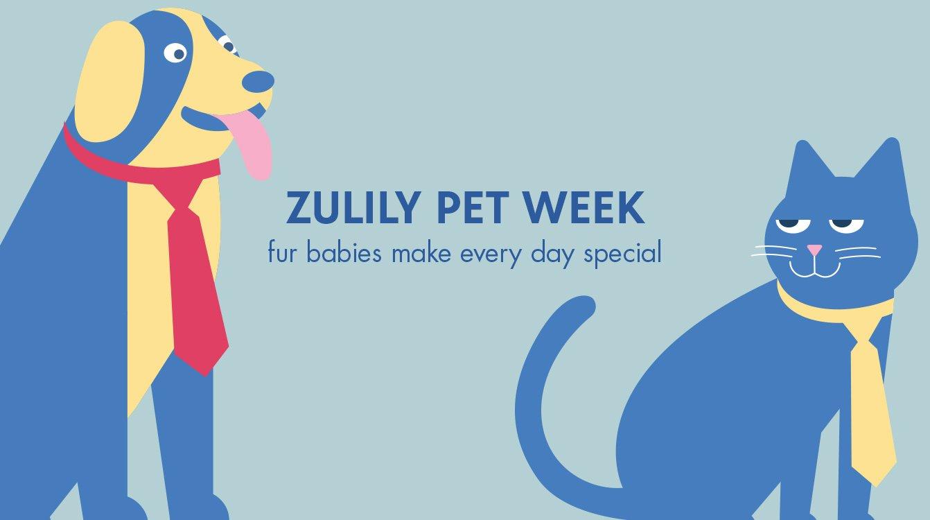 zulily pet week