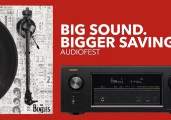 Don't miss Magnolia's March AudioFest!