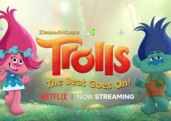 Netflix Trolls Season 2