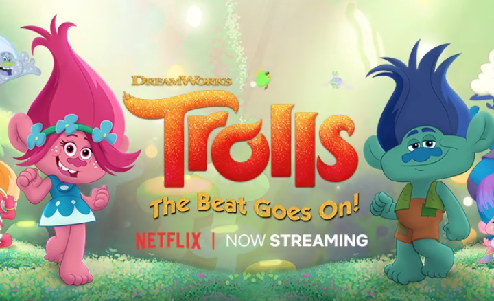 Trolls Season 2 is now streaming! PLUS a giveaway!