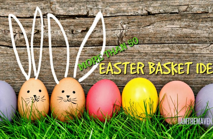 More than 50 Easter Basket Ideas : Plus, make a PEEPS® Easter Basket!