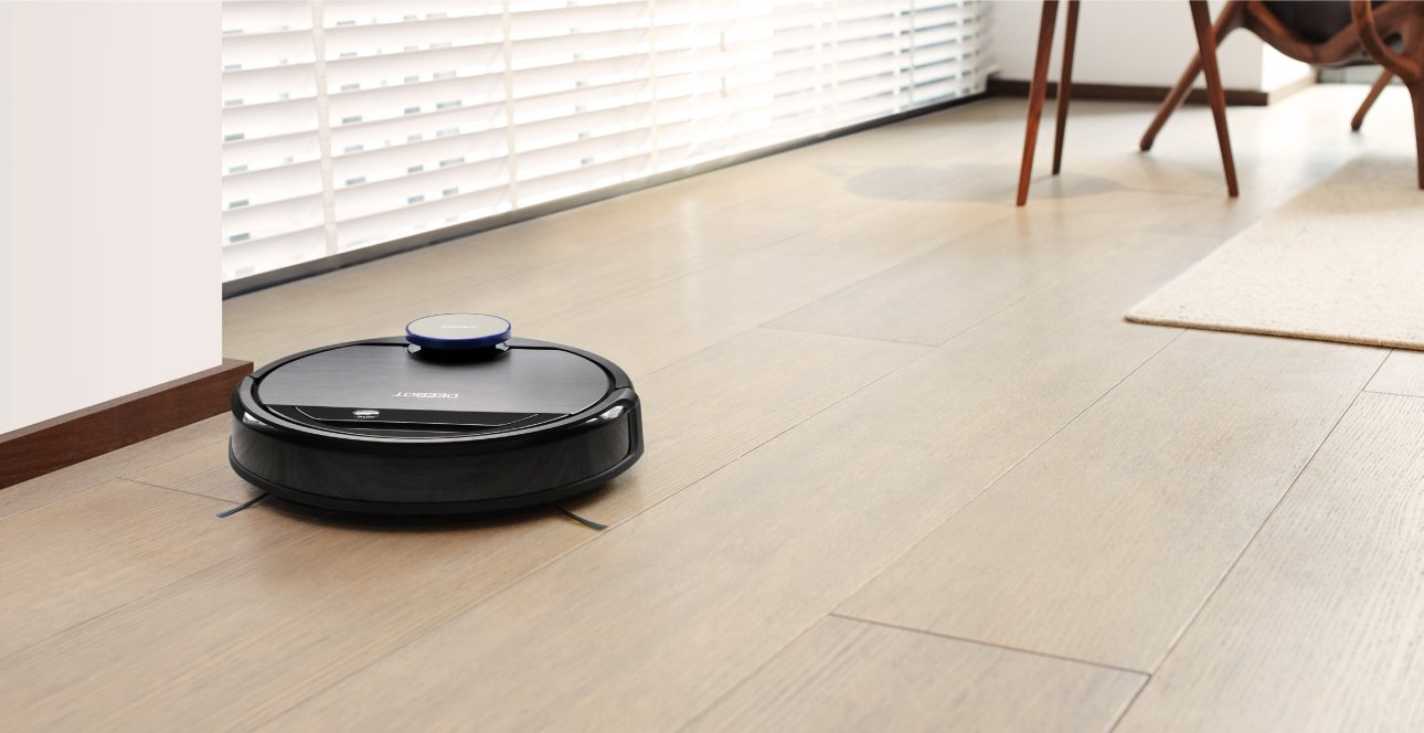 deebot ozmo cleans any mess