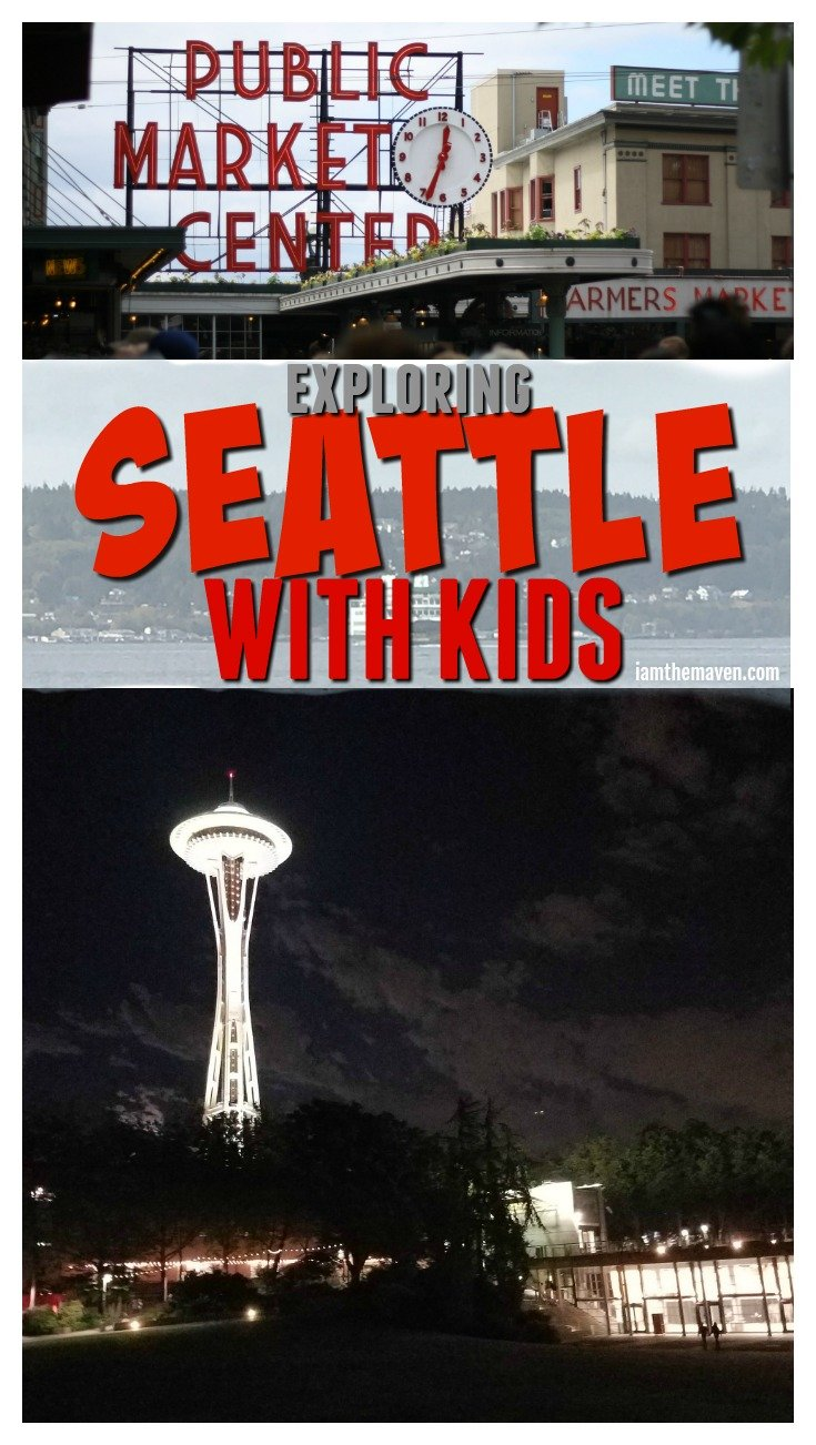 Whether you're local to Seattle or just visiting, there are so many things to do in Seattle with Kids!