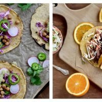 Two Taco Recipes for Taco Tuesday!