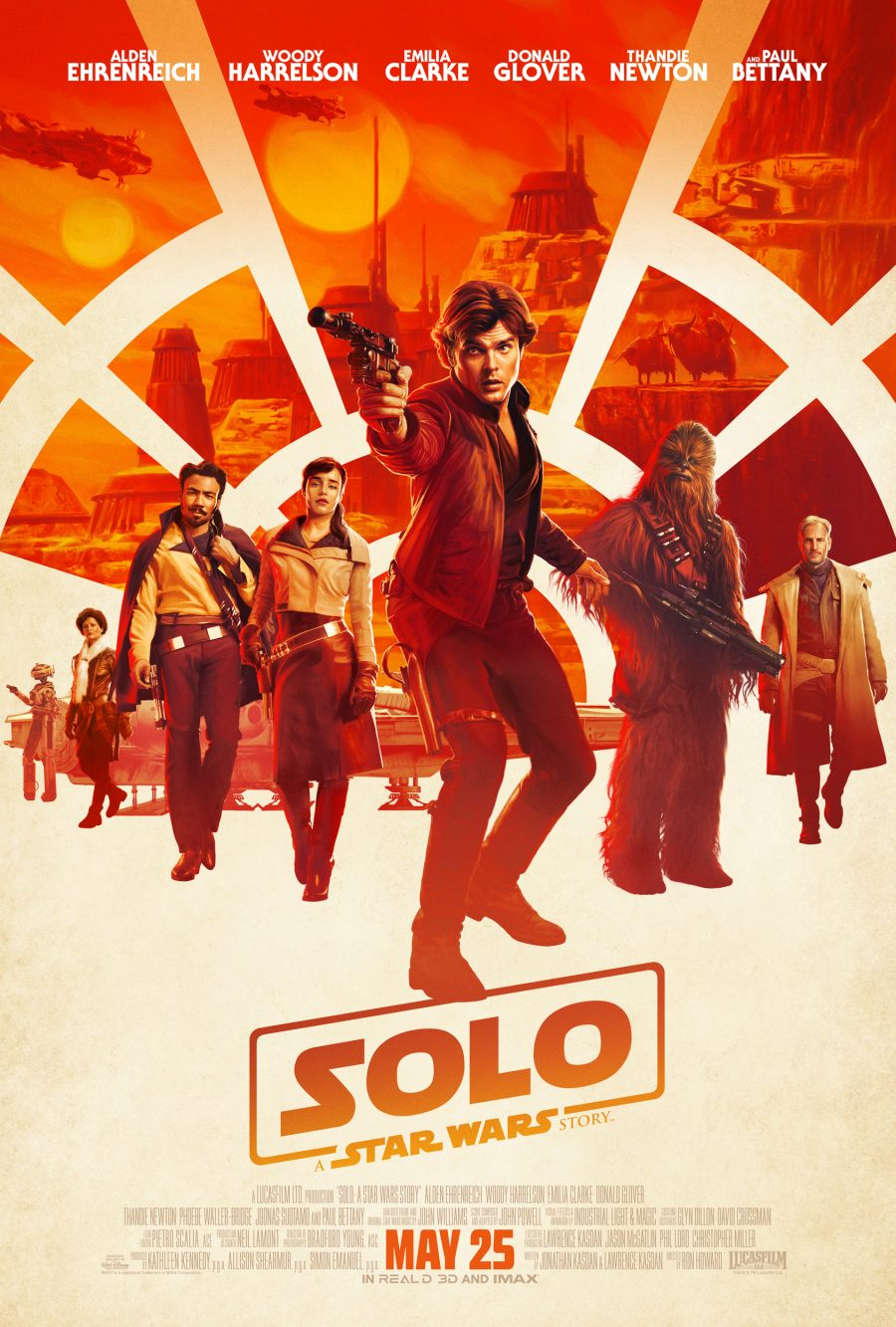 Solo One Sheet