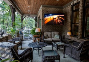 Does your backyard need an outdoor TV?