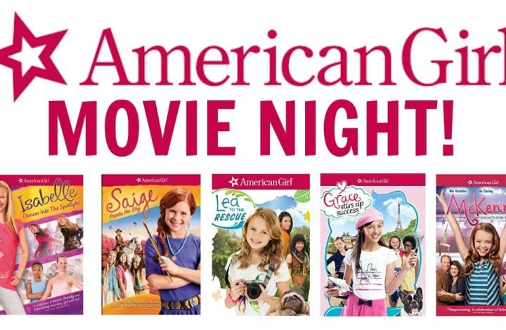 Don't miss Movie Night at American Girl!