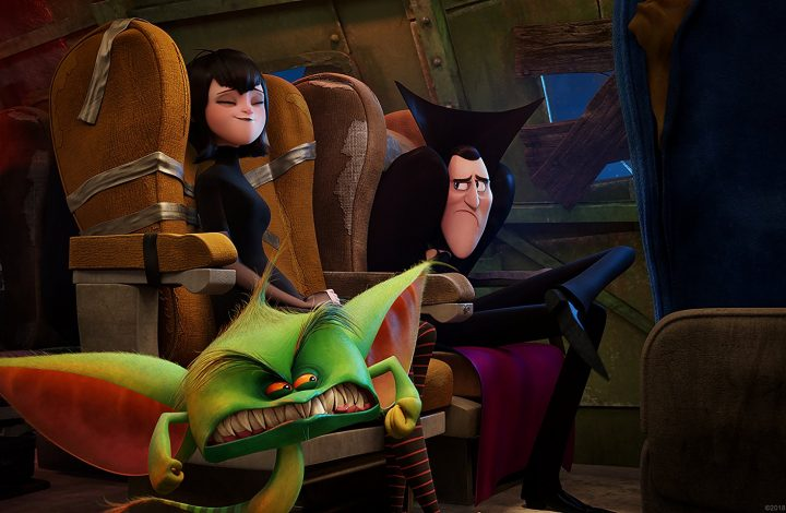 Get ready for Hotel Transylvania 3 with a Hotel Transylvania double feature!